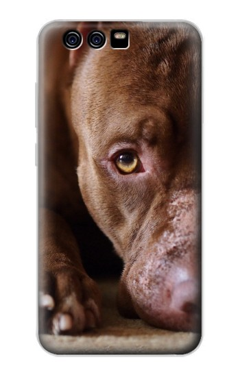Printed PitBull Face alcatel Idol 2 Mini S Case