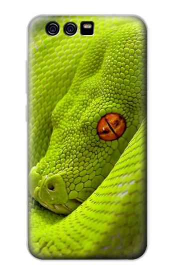 Printed Green Snake alcatel Idol 2 Mini S Case