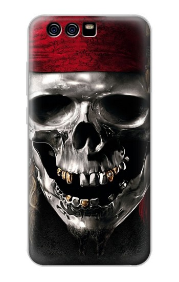 Printed Pirate Skull alcatel Idol 2 Mini S Case