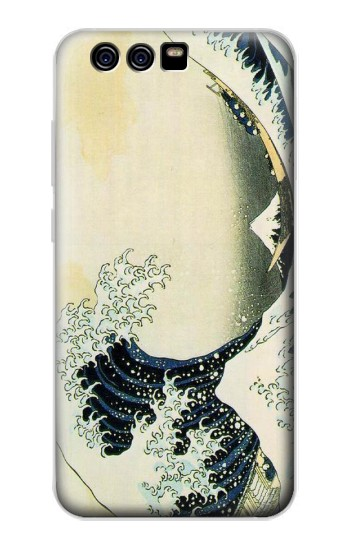 Printed Katsushika Hokusai The Great Wave of Kanagawa alcatel Idol 2 Mini S Case