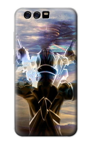 Printed Sword Art Online Kirito alcatel Idol 2 Mini S Case