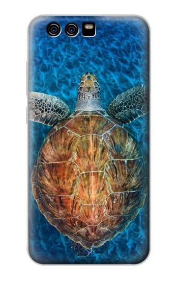Printed Blue Sea Turtle alcatel Idol 2 Mini S Case