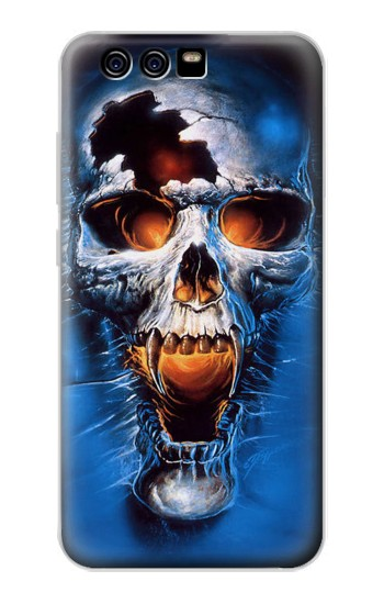 Printed Vampire Skull alcatel Idol 2 Mini S Case
