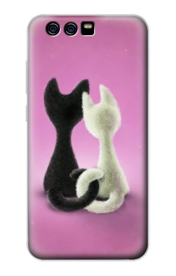 Printed Love Cat alcatel Idol 2 Mini S Case
