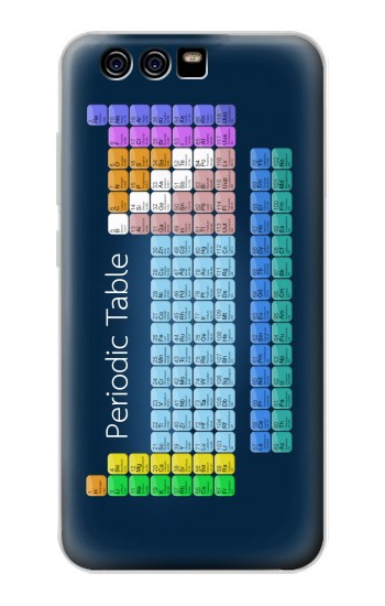 Printed Periodic Table alcatel Idol 2 Mini S Case