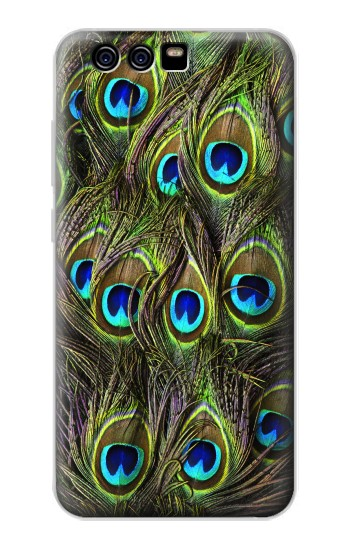 Printed Peacock Feather alcatel Idol 2 Mini S Case