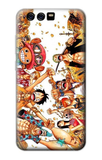 Printed One Piece Straw Hat Luffy Pirate Crew alcatel Idol 2 Mini S Case