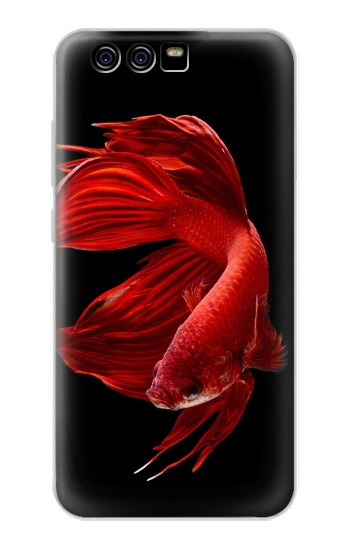 Printed Red Siamese Fighting Fish alcatel Idol 2 Mini S Case