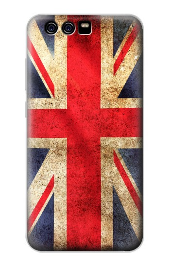 Printed British UK Vintage Flag alcatel Idol 2 Mini S Case