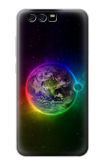 Printed Colorful Planet alcatel Idol 2 Mini S Case