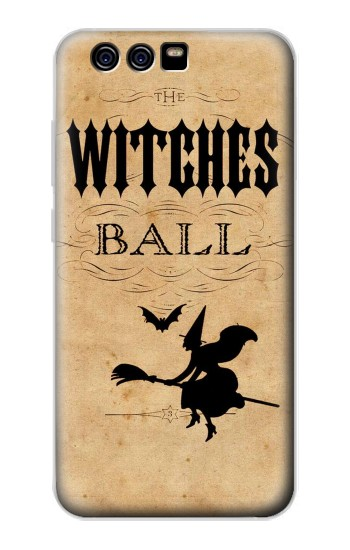 Printed Vintage Halloween The Witches Ball alcatel Idol 2 Mini S Case