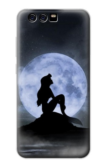 Printed Mermaid Moon Night alcatel Idol 2 Mini S Case