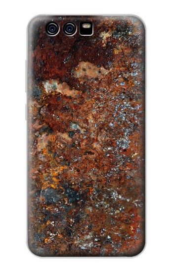 Printed Rust Steel Texture alcatel Idol 2 Mini S Case
