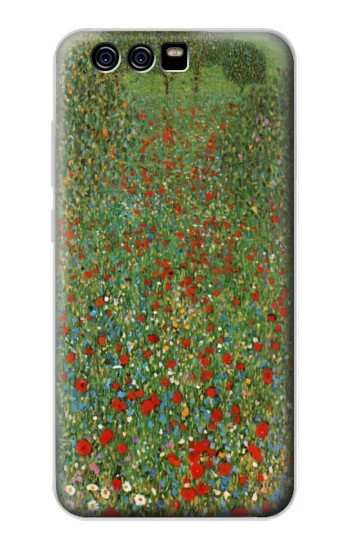 Printed Gustav Klimt Poppy Field alcatel Idol 2 Mini S Case