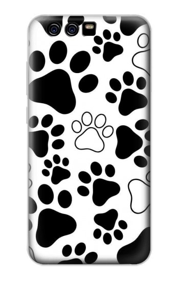 Printed Dog Paw Prints alcatel Idol 2 Mini S Case