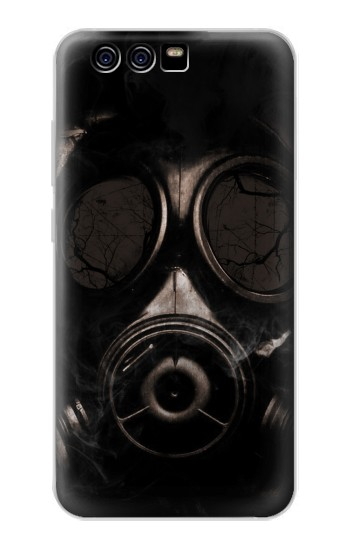 Printed Gas Mask alcatel Idol 2 Mini S Case