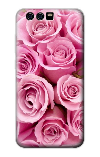 Printed Pink Rose alcatel Idol 2 Mini S Case