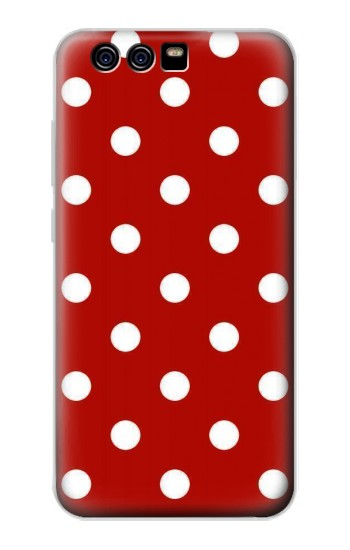 Printed Red Polka Dots alcatel Idol 2 Mini S Case