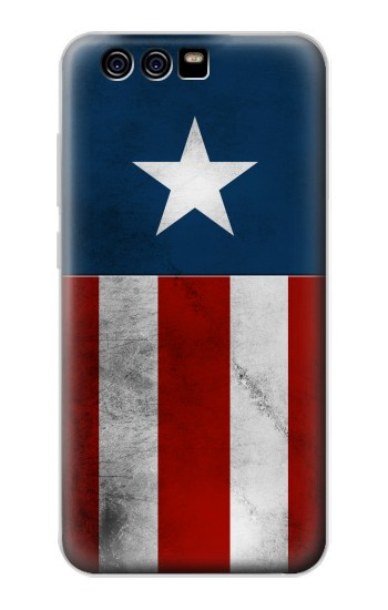 Printed Captain Star Flag of America alcatel Idol 2 Mini S Case