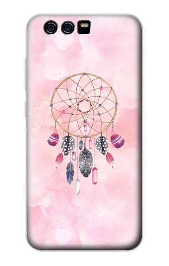 Printed Dreamcatcher Watercolor Painting alcatel Idol 2 Mini S Case