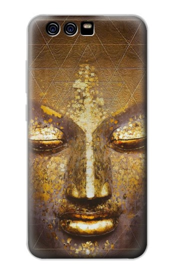 Printed Magical Yantra Buddha Face alcatel Idol 2 Mini S Case