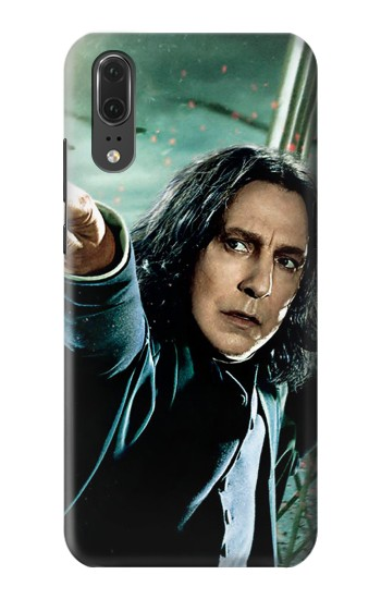 Printed Harry Potter Snape Huawei P20 Case