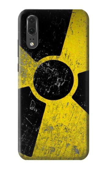 Printed Nuclear Huawei P20 Case