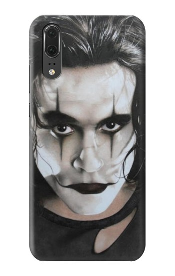 Printed The Crow Huawei P20 Case