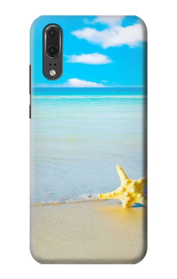 Printed Relax at the Beach Huawei P20 Case