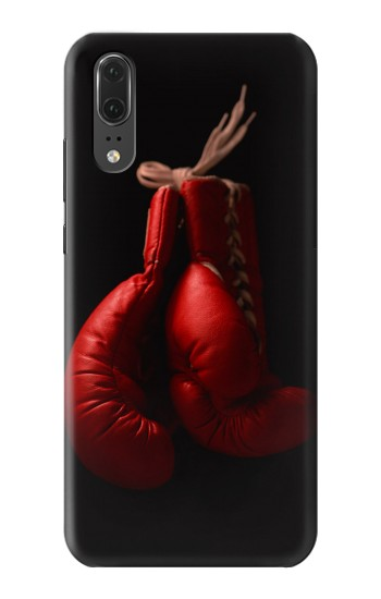 Printed Boxing Glove Huawei P20 Case