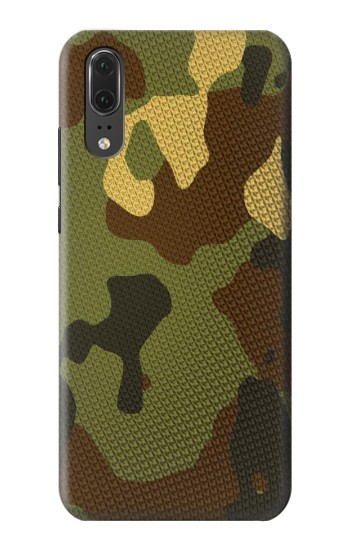 Printed Camo Camouflage Graphic Printed Huawei P20 Case