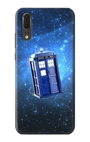 Printed Doctor Who Tardis Huawei P20 Case