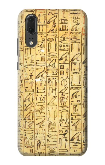 Printed Egyptian Coffin Texts Huawei P20 Case