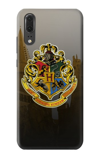Printed Hogwarts School of Witchcraft and Wizardry Huawei P20 Case