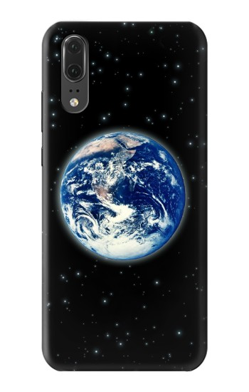 Printed Earth Planet Space Star nebula Huawei P20 Case