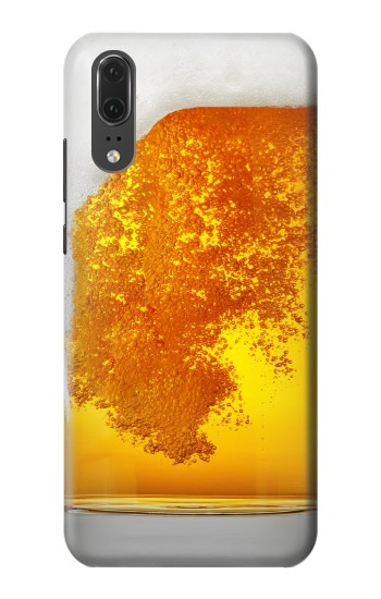 Printed Beer Glass Huawei P20 Case