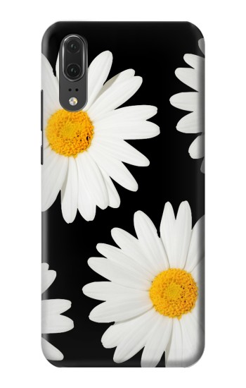 Printed Daisy flower Huawei P20 Case