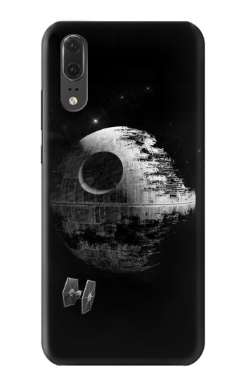 Printed Star Aircraft Planet Huawei P20 Case