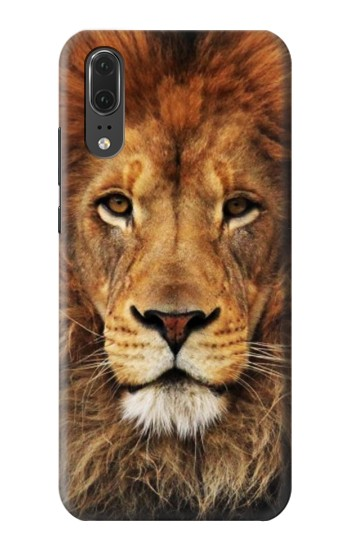 Printed Lion King of Beasts Huawei P20 Case