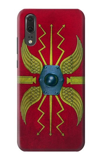 Printed Roman Shield Scutum Huawei P20 Case