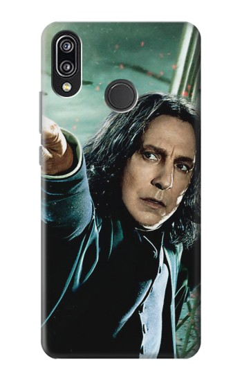 Printed Harry Potter Snape Huawei P20 Lite Case