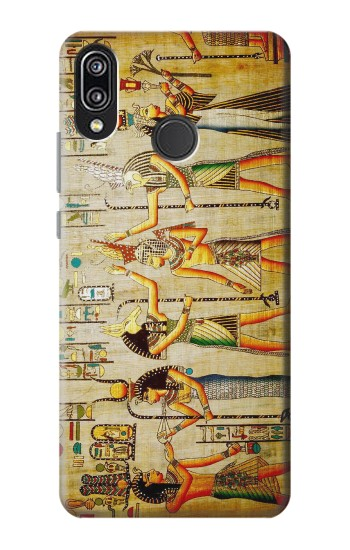 Printed Egypt Wall Art Huawei P20 Lite Case