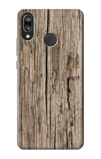 Printed Wood Huawei P20 Lite Case