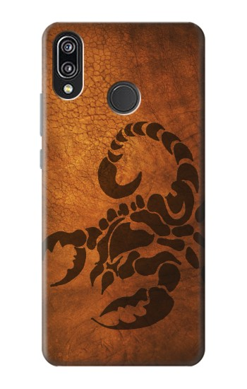 Printed Scorpion Tattoo Huawei P20 Lite Case