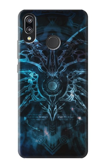 Printed BlazBlue Huawei P20 Lite Case