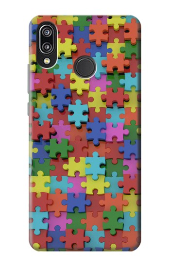 Printed Puzzle Huawei P20 Lite Case