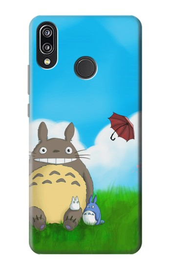 Printed My Neighbor Totoro Huawei P20 Lite Case