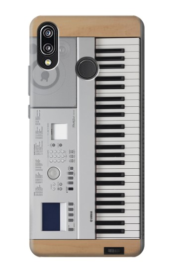 Printed Keyboard Digital Piano Huawei P20 Lite Case