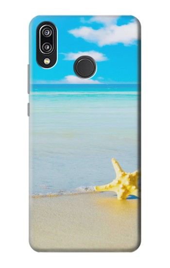 Printed Relax at the Beach Huawei P20 Lite Case