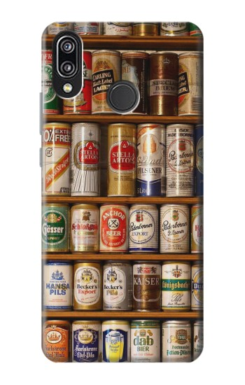 Printed Beer Cans Collection Huawei P20 Lite Case